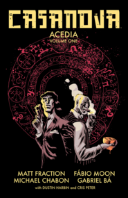 Casanova: Acedia TPB Vol 1_(Collected)