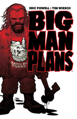 Cover for the Big Man Plans TPB Vol 1 Trade Paperback