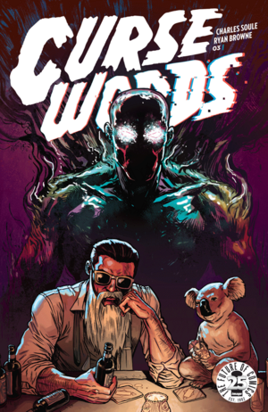 Cover for Curse Words #3 (2017)