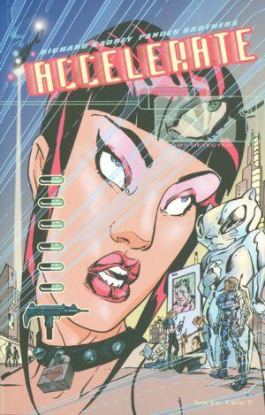 Cover for Accelerate #1 (2007)