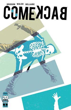 Cover for Comeback #1 (2012)