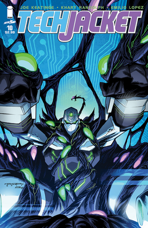 Cover for Tech Jacket #10 (2015)