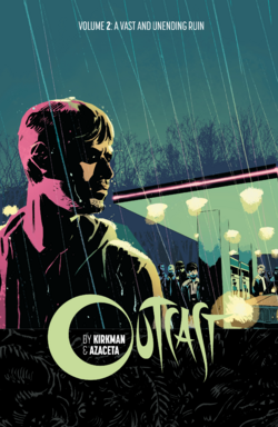 Cover for the Outcast TPB 2 Trade Paperback