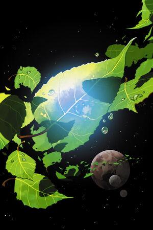 Cover for Saga #6 (2012)