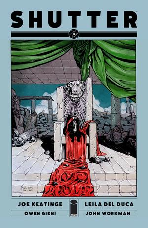 Cover for Shutter #16 (2015)