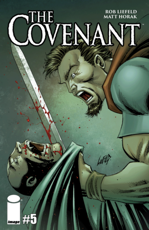 Cover for The Covenant #5 (2015)