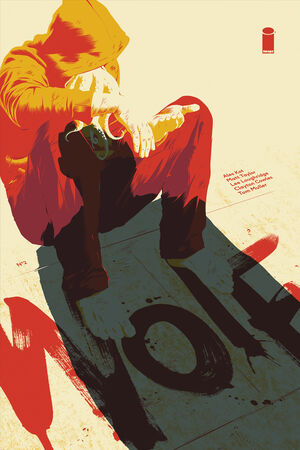 Cover for Wolf #3 (2015)