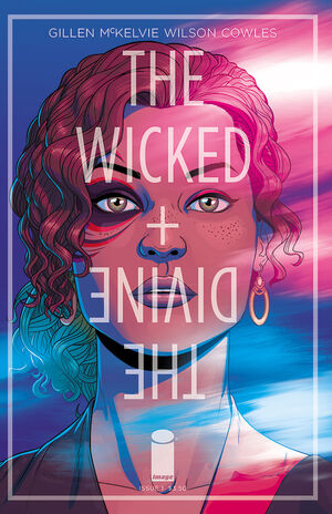 Cover for The Wicked + The Divine #1 (2014)