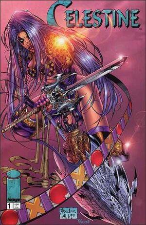 Cover for Celestine #1 (1996)