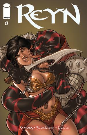 Cover for Reyn #8 (2015)