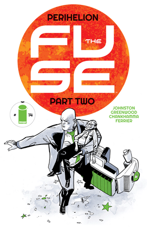 Cover for The Fuse #14 (2015)
