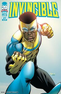 Invincible Vol 1 89