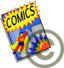 Fair use icon - Comics