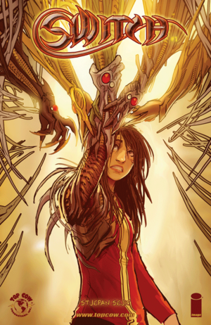 Cover for Switch #1 (2015)