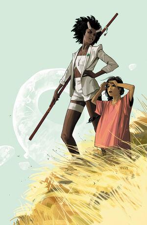 Cover for Saga #14 (2013)
