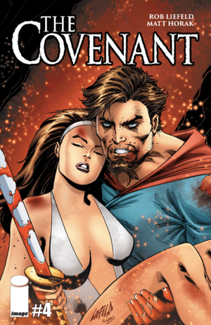 Cover for The Covenant #4 (2015)
