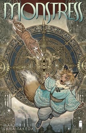Cover for Monstress #3 (2016)
