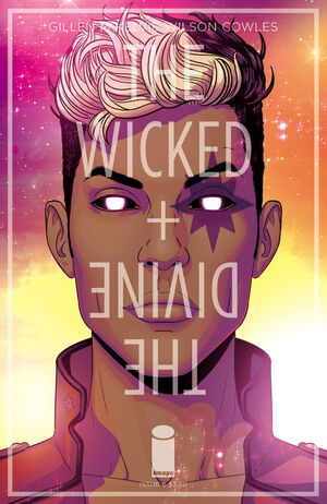 Cover for The Wicked + The Divine #6 (2014)