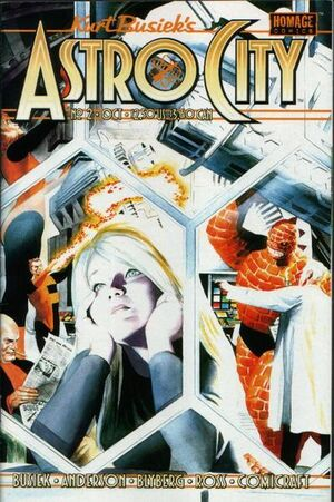 Cover for {{{Title}}} #2 (1995)