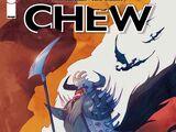 Chew Vol 1 Warrior Chicken Poyo One-Shot