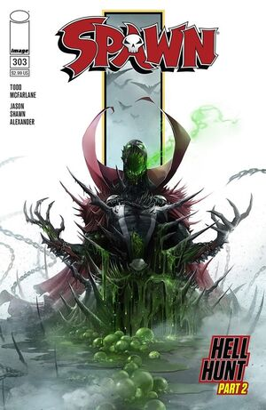 Cover for Spawn #303 (2019)