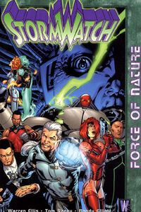 Wildstorm stormwathc force of nature