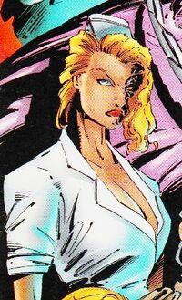 Doris Codename Strykeforce Vol 1 No. 12