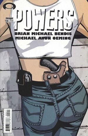 Cover for Powers #28 (2003)
