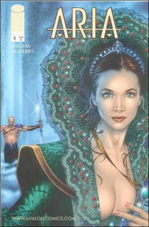 Cover for Aria #4 (1999)