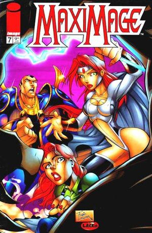 Cover for Maximage #7 (1996)