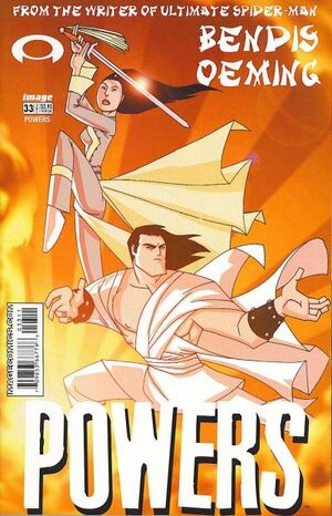 Cover for Powers #33 (2003)
