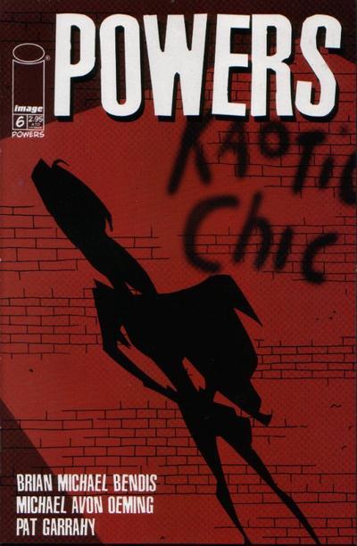 Powers Vol 1 6 Image Comics Database Fandom Powered By Wikia