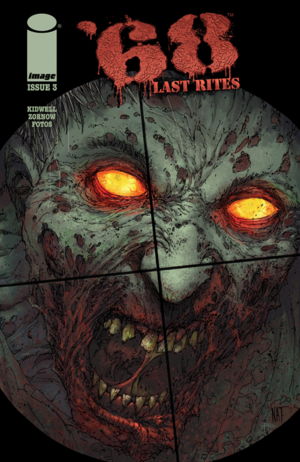 Cover for 68: Last Rites #3 (2015)