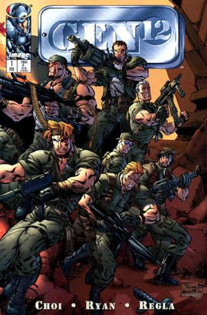 Cover for Gen12 #1 (1998)