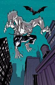 Astounding Wolf-Man Vol 1 2 001
