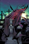 Spawn grave