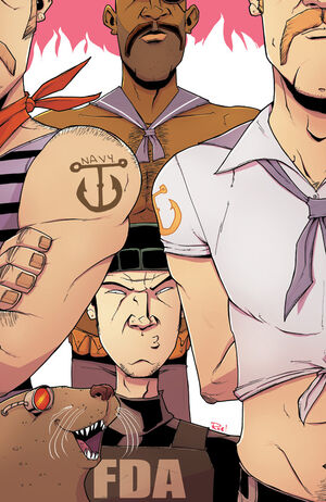 Cover for Chew #33 (2013)
