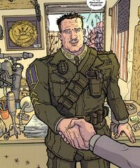 Leslie Groves The Manhattan Projects 001