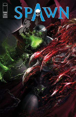 Cover for Spawn #293 (2019)