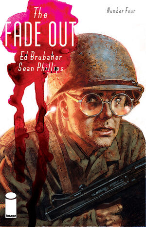 Cover for The Fade Out #4 (2015)