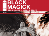 Black Magick Vol 1 1
