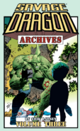 Savage Dragon TPB Archives Vol 3