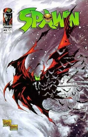 Cover for Spawn #43 (1996)