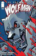 Astounding Wolf-Man Vol 1 2-B