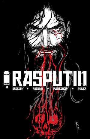 Cover for Rasputin #10 (2015)