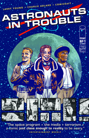 Cover for Astronauts in Trouble #1 (2015)