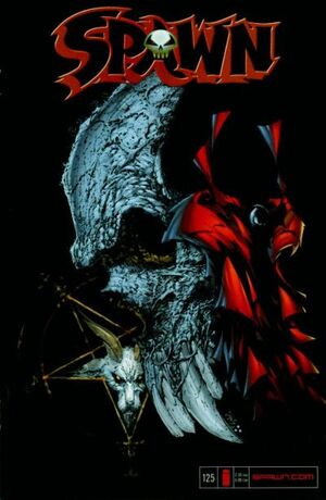 Cover for Spawn #125 (2003)