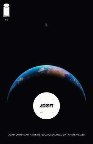 Cover for Adr1ft #1 (2015)