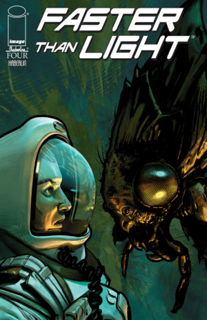 Cover for Faster Than Light #4 (2015)