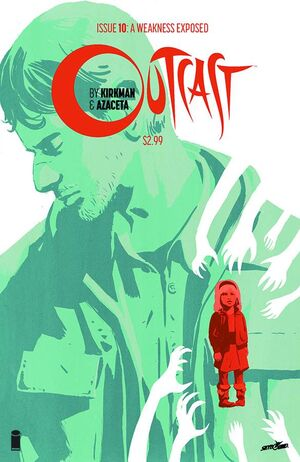 Cover for Outcast #10 (2015)